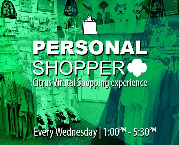 Personal Shopper Booking