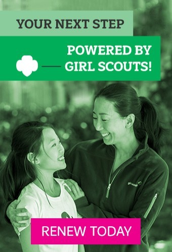 Lead Like A Girl Scout
